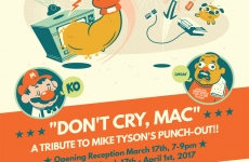 Mike Tyson's Punch-out!! 30th Anniversary Art Show