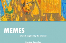 Memes Art Show opens it's doors Tomorrow (Friday 14th)