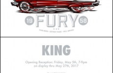 Stephen King Art Show opens Tomorrow